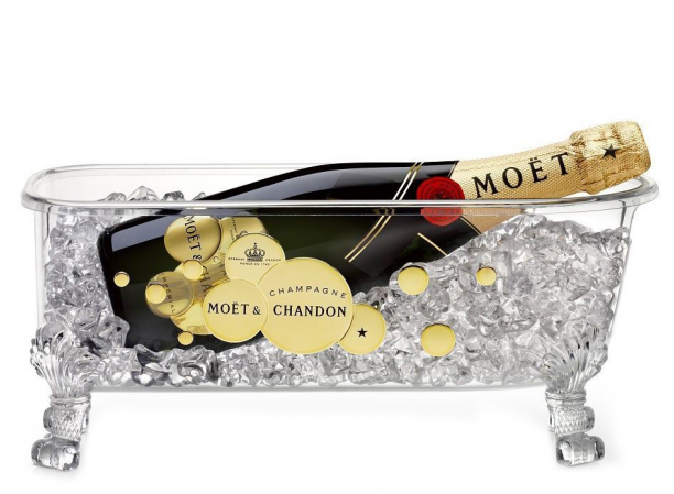 Шампанское Moet & Chandon Brut Imperial So Bubbly Bath
