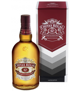 Виски Chivas Regal 12 Y,O, Limited Edition