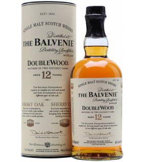 Виски Balvenie Doublewood 12 years old