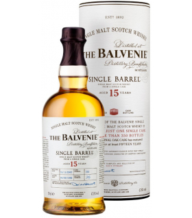 Виски Balvenie Single Barrel 15 years old