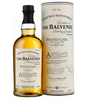 Виски Balvenie Peated Cask 17 years old