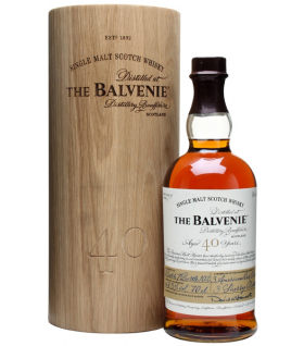 Виски Balvenie 40 years old