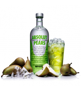 Водка Absolut Pears
