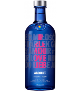 Водка Absolut Drop Of Love