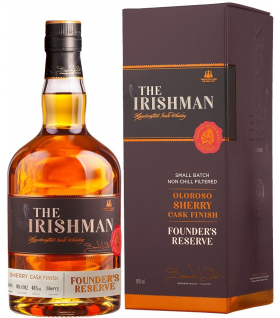 Виски The Irishman Founder's Reserve Sherry Cask Finish